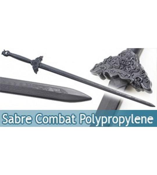 Epee de Combat Sabre Polypropylene Entrainement