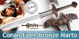 Epee Altantean de Conan le Barbare Bronze Edition Marto