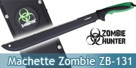 Machette Zombie Hunter Sabre Epee Courte ZB-131
