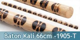 Baton Kali en Bois Entrainement 66cm 1905-T