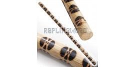Set 2 Batons Kali en Bois Entrainement 66cm 1905-TX2