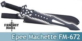 Epee Courte Fantasy Master Machette FM-672