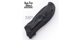 Couteau Pliant Gold Black Dragon DS-A042BGD