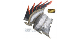 Le Hobbit Casque du Roi Nain Dain Ironfoot UC3167