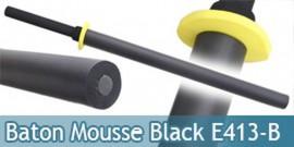 Baton Bokken Mousse Black Edition E413-B Entrainement