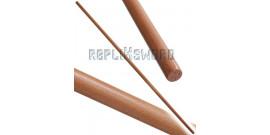 Baton Entrainement 127cm Bois OAK 400grs JO Effilé 1904-4