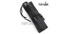 Petit Couteau de Survie et Allume Feu HK-106320B