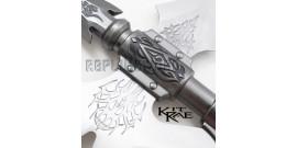 Hache Kit Rae KR0037S Black Legion War Axe Reissue
