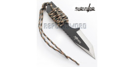 Petit Couteau de Survie et Allume Feu HK-106320TN