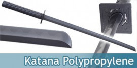 Katana Polypropylene Epee Sabre ABS Entrainement