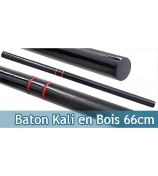 Baton Kali en Bois Entrainement 66cm 1805-B