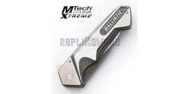 Couteau de Poche Ballistic Silver Edition MX-A852SW