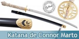 Highlander Katana de Connor Macleod Epee Marto