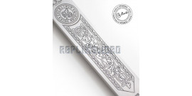 Epee Excalibur a une Main Silver Edition Marto 77cm
