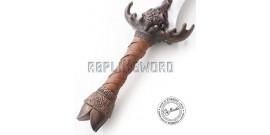 Epee du pere de Conan le Barbare Bronze Marto