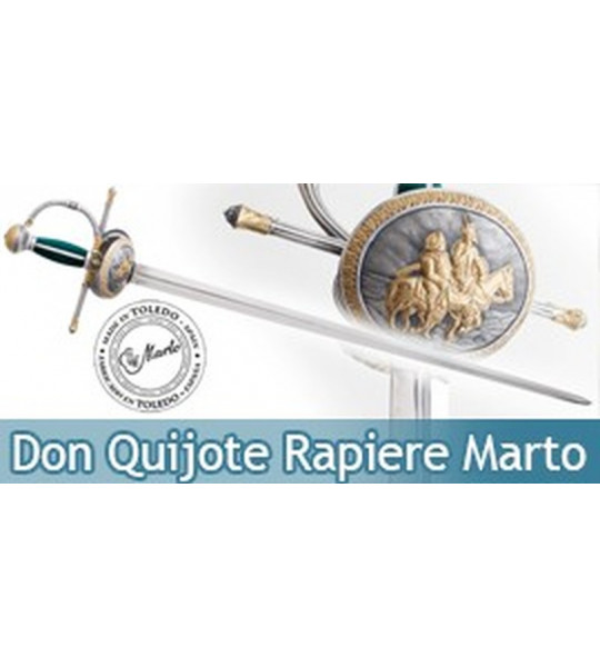 Epee Don Quijote Rapiere Marto Sabre 750