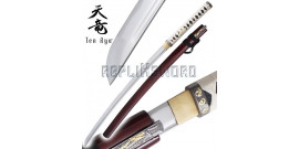 Ten Ryu - Shirasaya Katana Forgé Tomoe - Maru 1045