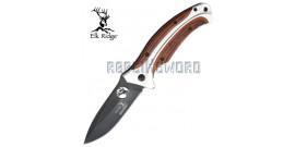 Couteau de Poche Chasseur Elk Ridge ER-A155BW