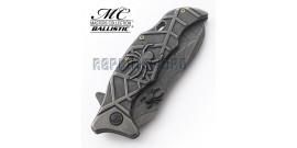 Couteau de Poche Spider Silver MC-A018SW Pliant
