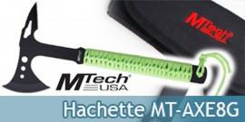 Hache Tactique Hachette Mtech MT-AXE8G