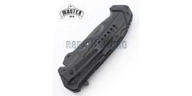 Couteau Pliant Master Cutlery Black Edition MU-A041BK