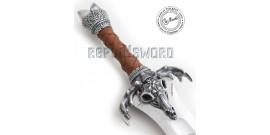 Epee du pere de Conan le Barbare Silver Ediion Marto