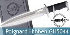 Poignard Hibben Couteau de Chasse Dague GH5044