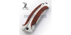 Couteau de Poche Chasseur Elk Ridge ER-A155SW