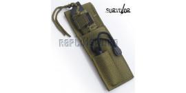 Petit Couteau de Survie et Allume Feu HK-106320