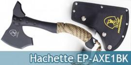 Hachette Elk Ridge Hache Nature Chasse EP-AXE1BK