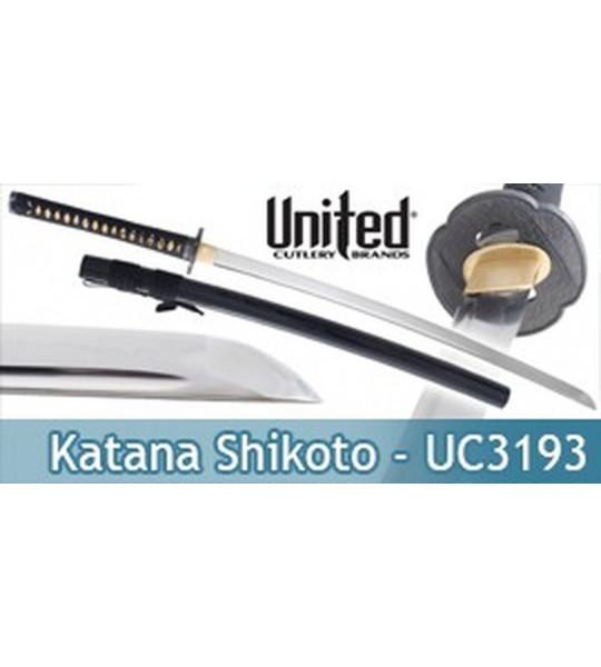 Katana United Cutlery Epee Shikoto Sabre UC3193