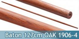 Baton Entrainement 127cm Bois OAK 380grs JO Effilé 1906-4
