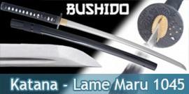 Bushido - Katana Forgé Samourai - Maru 1045