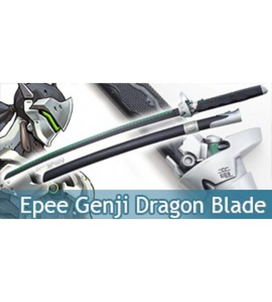 Katana Oni Genji Ninja Overwatch Epee Dragon Blade