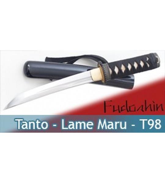Tanto Fudoshin - Lame Maru - Tanto T98