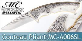 Couteau Pliant Masters Collection MC-A006SL