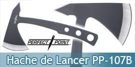 Hache de Lancer Perfect Point Hachette Noire