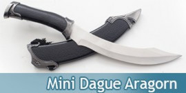 Mini Couteau Aragorn Ouvre Lettre 28cm