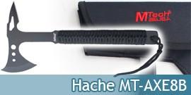 Hache Tactique Hachette Mtech MT-AXE8B