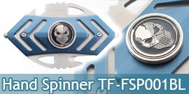 Hand Spinner Decapsuleur Coupe Corde TF-FSP001BL