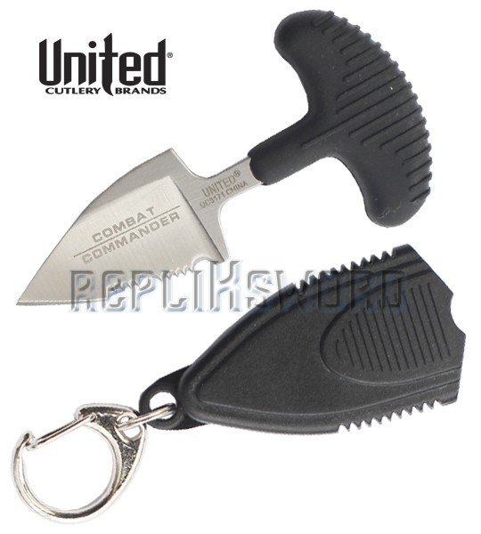 Mini Couteau Push Dagger Porte Clé UC3171