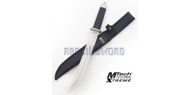 Couteau Mtech Xtreme Tanto Long MX-8130 Lame Fixe