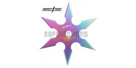 Set 3 Shurikens Rainbow Etoile a Lancer Perfect Point 90-16C