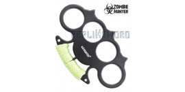 Paire Poing Americain Zombie Hunter Knuckle ZB-145X2