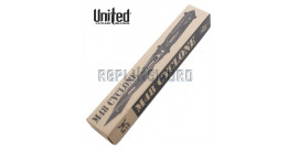 Couteau United Cutlery M48 Tactical Cyclone Twisted UC3163