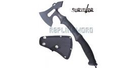 Hache de Survie Survivor Hachette Camping SV-AXE001BK