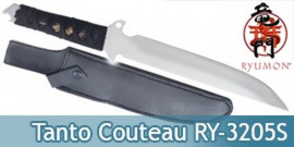 Couteau Tanto Ryumon Epee Courte RY-3205S