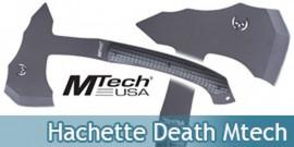Hachette Mtech USA Hache Death MT-AXE12B