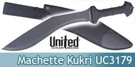 Machette Kukri Epee Courte Gladius UC3179