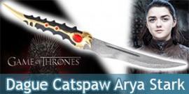 Catelyn Stark Poignard Game of Thrones Dague Decoration